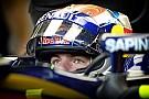 Verstappen: A Toro Rosso a második legjobb autó a Mercedes mögött!