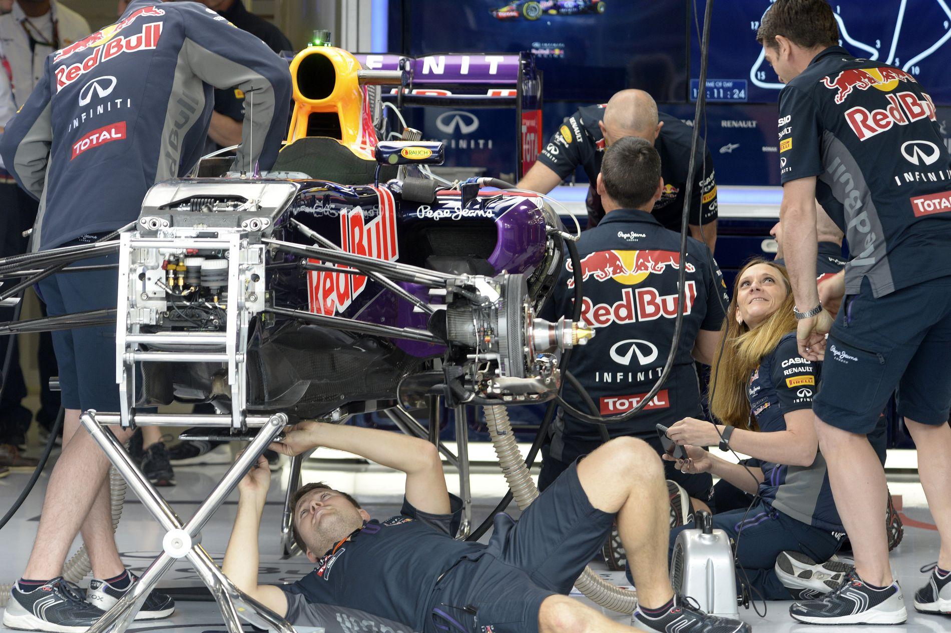 Azonnal eltörölnék a motorcserés büntetéseket, és van még pár finomság az F1 tarsolyában
