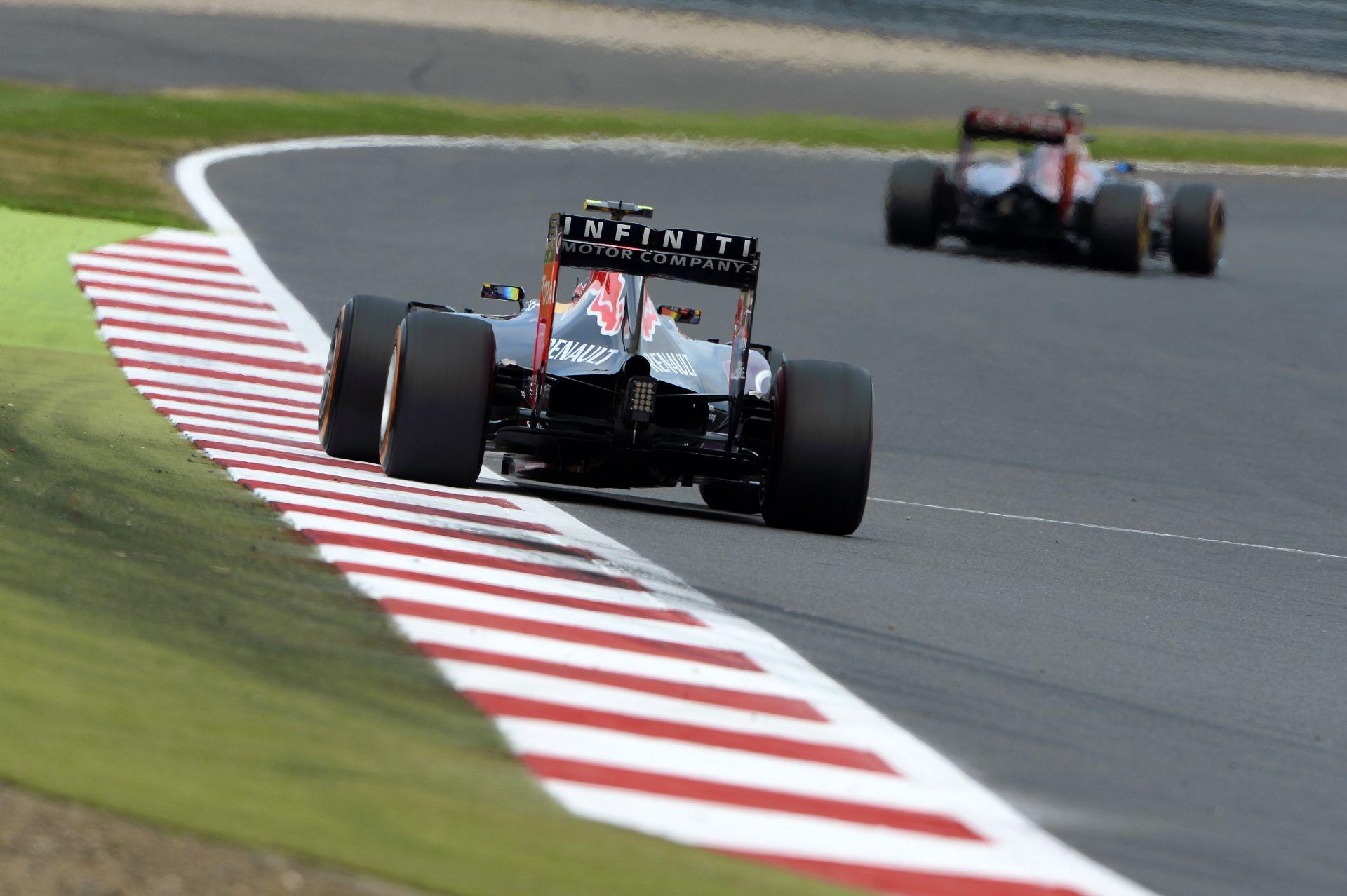 A Red Bullban végre megvan a tempó: Esély a dobogóra Silverstone-ban?