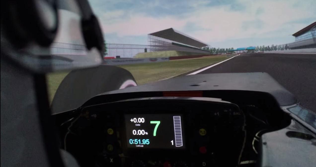 Így szimulátorozik Fernando Alonso: A kulisszák mögött