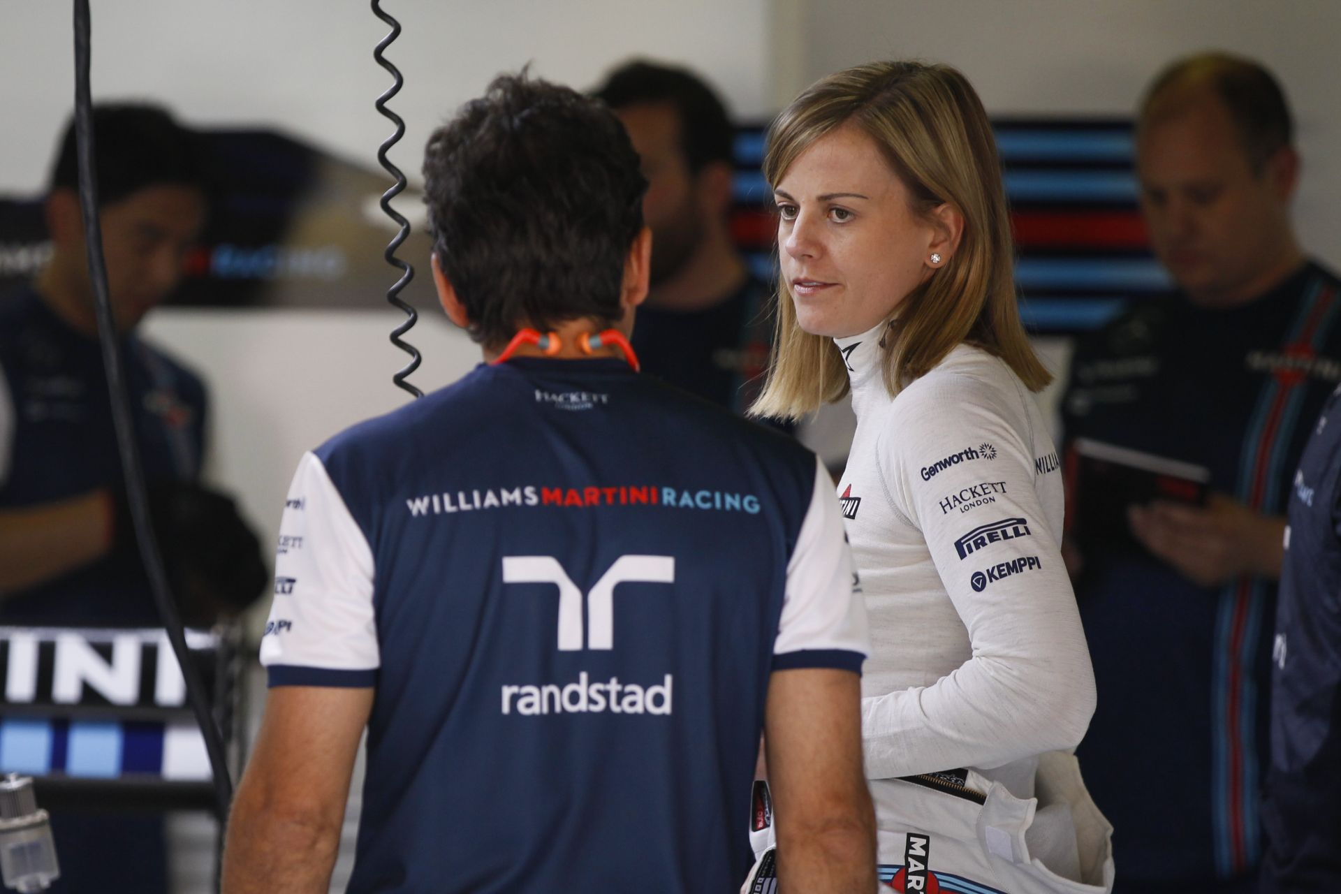 Irtózol attól, hogy egy nő versenyezzen a Forma-1-ben? Susie Wolff jobb lehet, mint több jelenlegi F1-es pilóta!