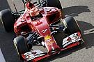 Egy igen gyenge időmérő a Ferraritól: Raikkönen nem boldog