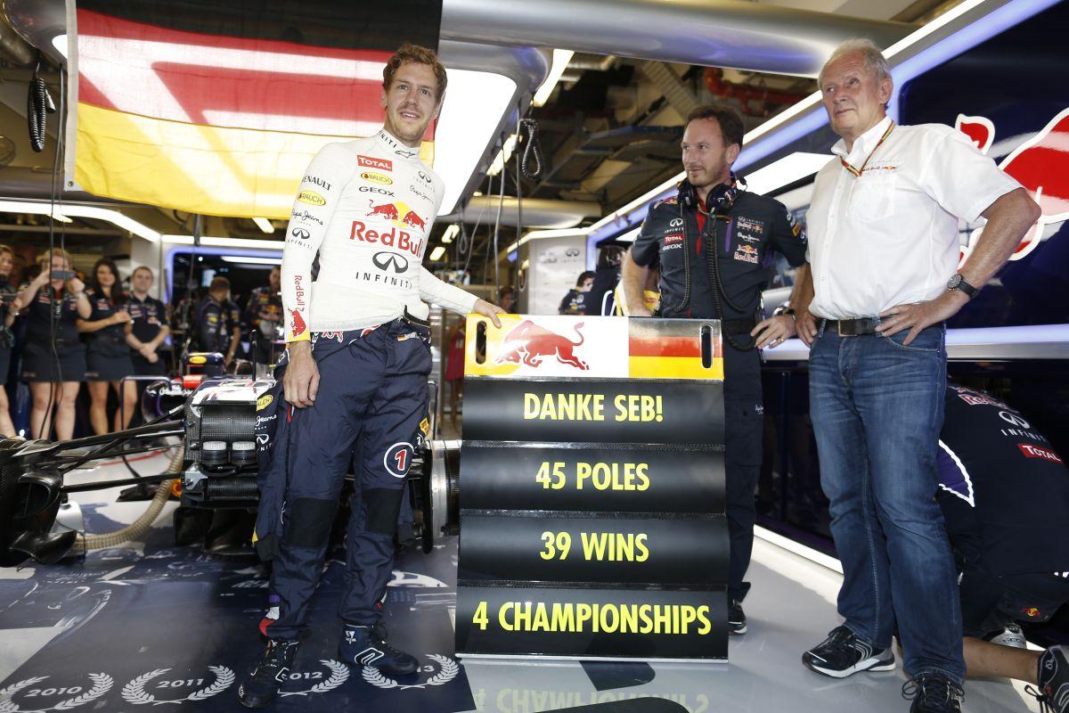 Vettel szerint sokakat meglepett Rosberg - jövőre is a Mercedes a favorit, pláne így
