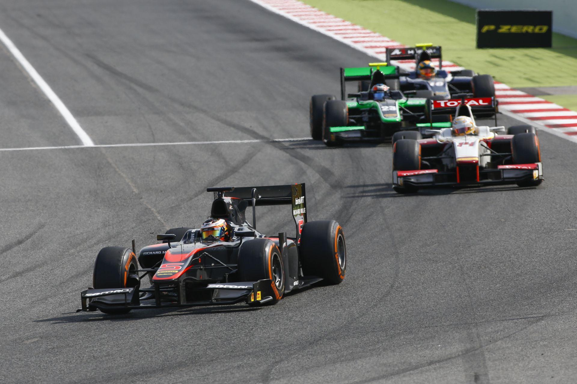 A McLaren örülne a GP2-es csapatoknak a Forma-1-ben!