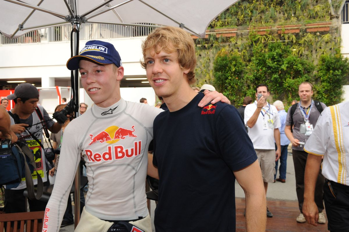 Kvyat reggeli közben tudta meg, jövőre a RBR versenyzője lesz: elég erős felállás a Daniel-Daniil duó?