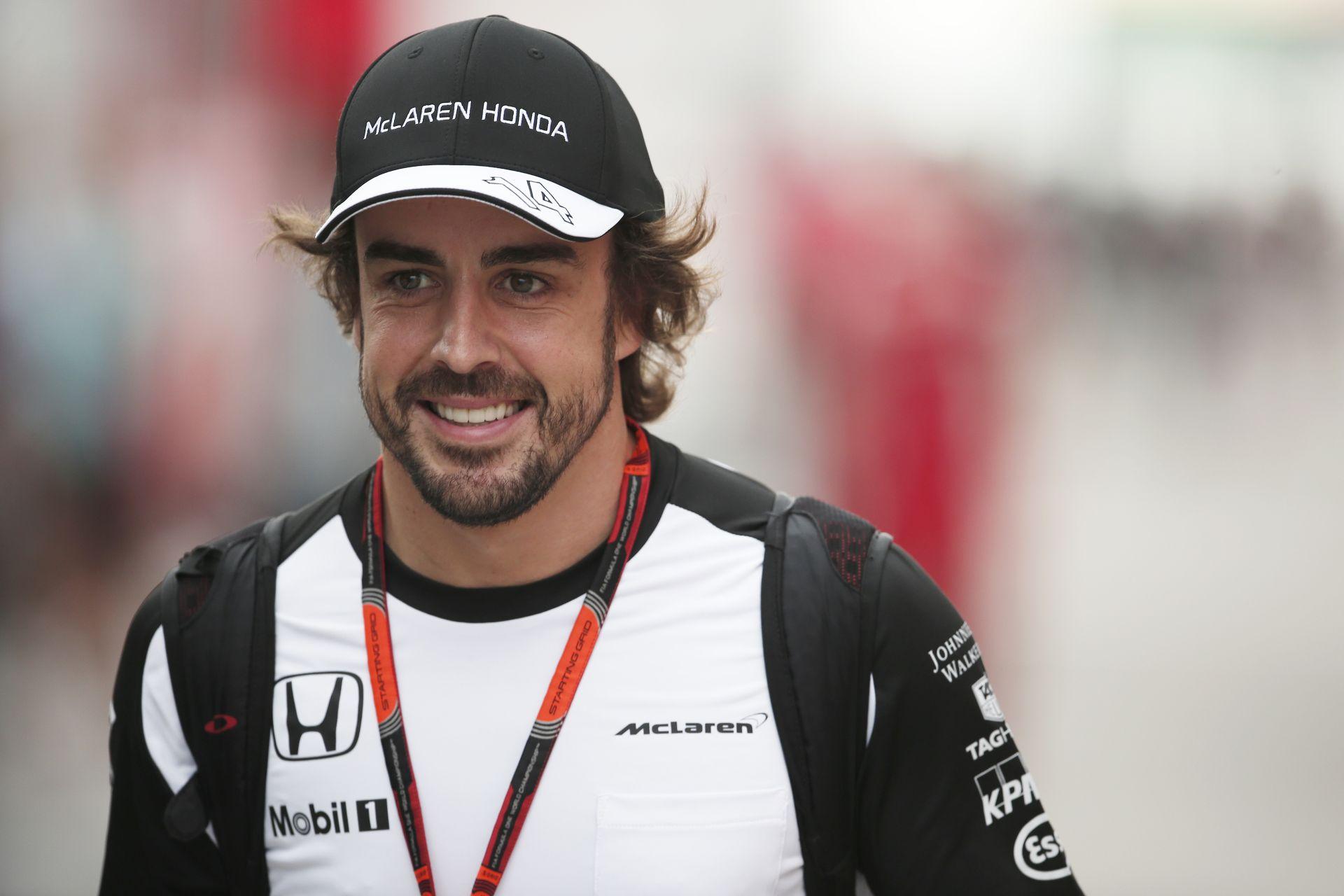 Alonso: Ennél jobb McLaren-Hondát még nem vezettem!