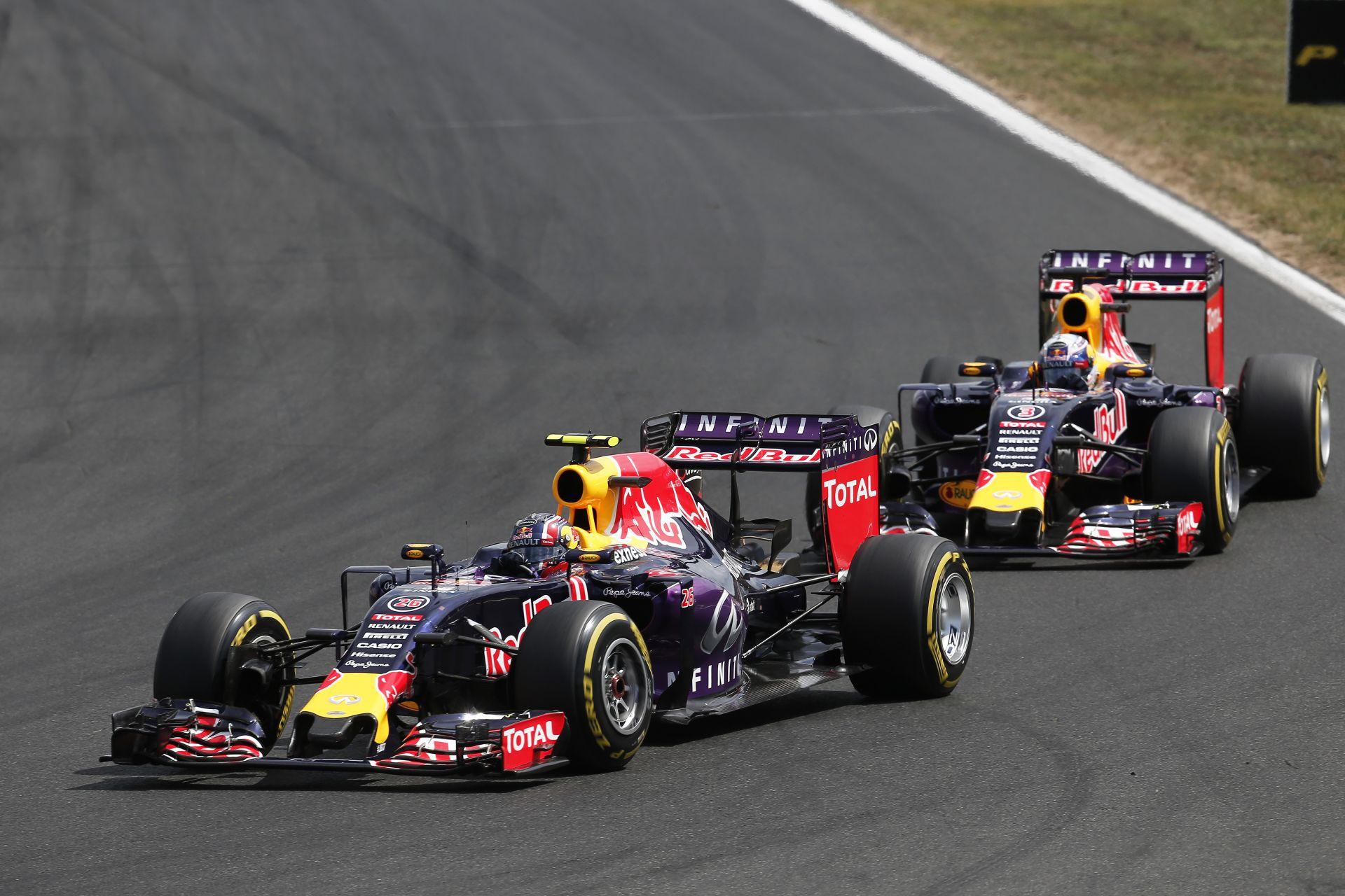 Renault: Ó a csodálatos Hungaroring - minden pályának ilyen showt kellene csinálnia!