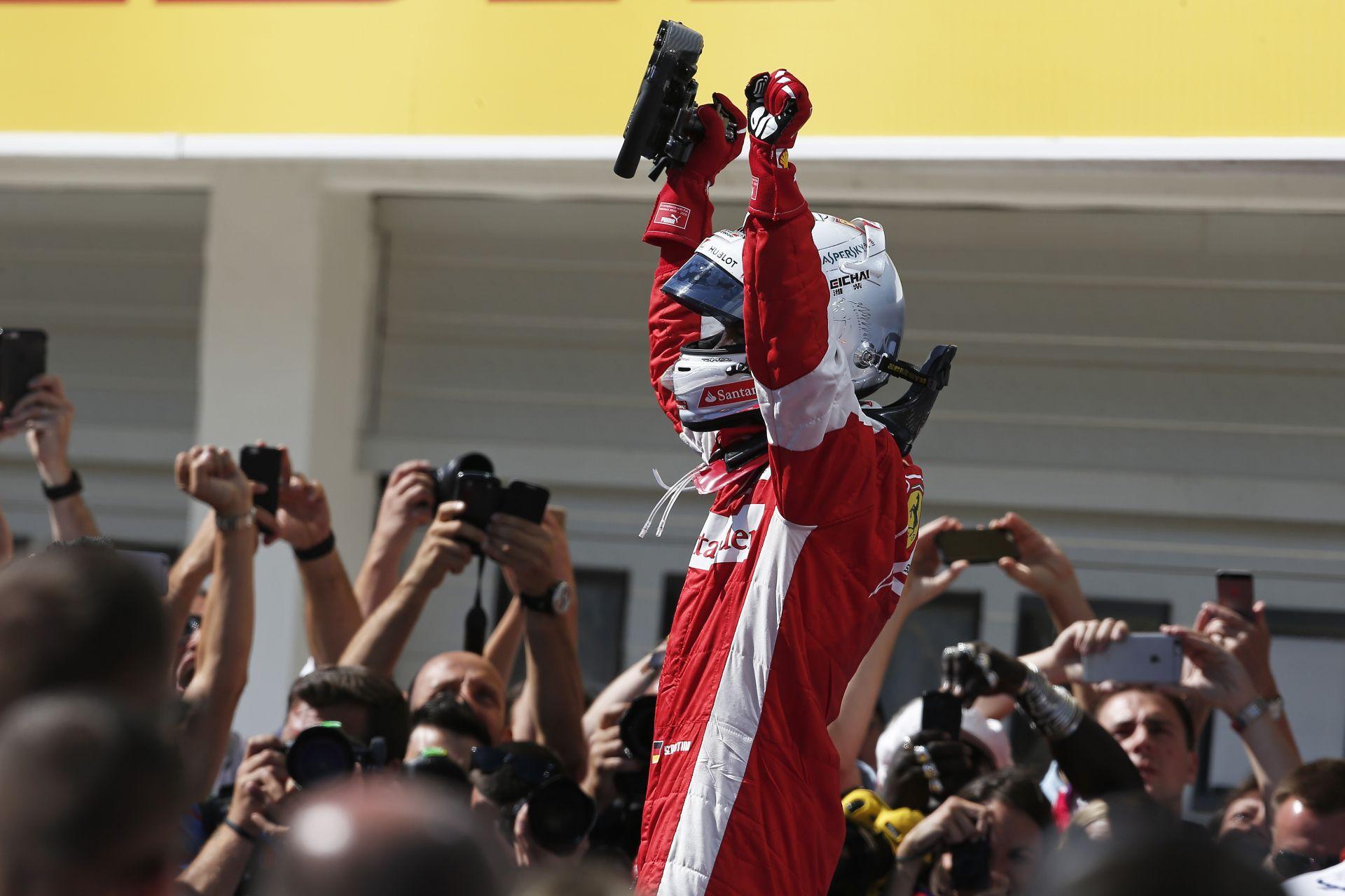 3/2: A Ferrari egyáltalán nem számított a magyar győzelemre – így még nagyobb az öröm!