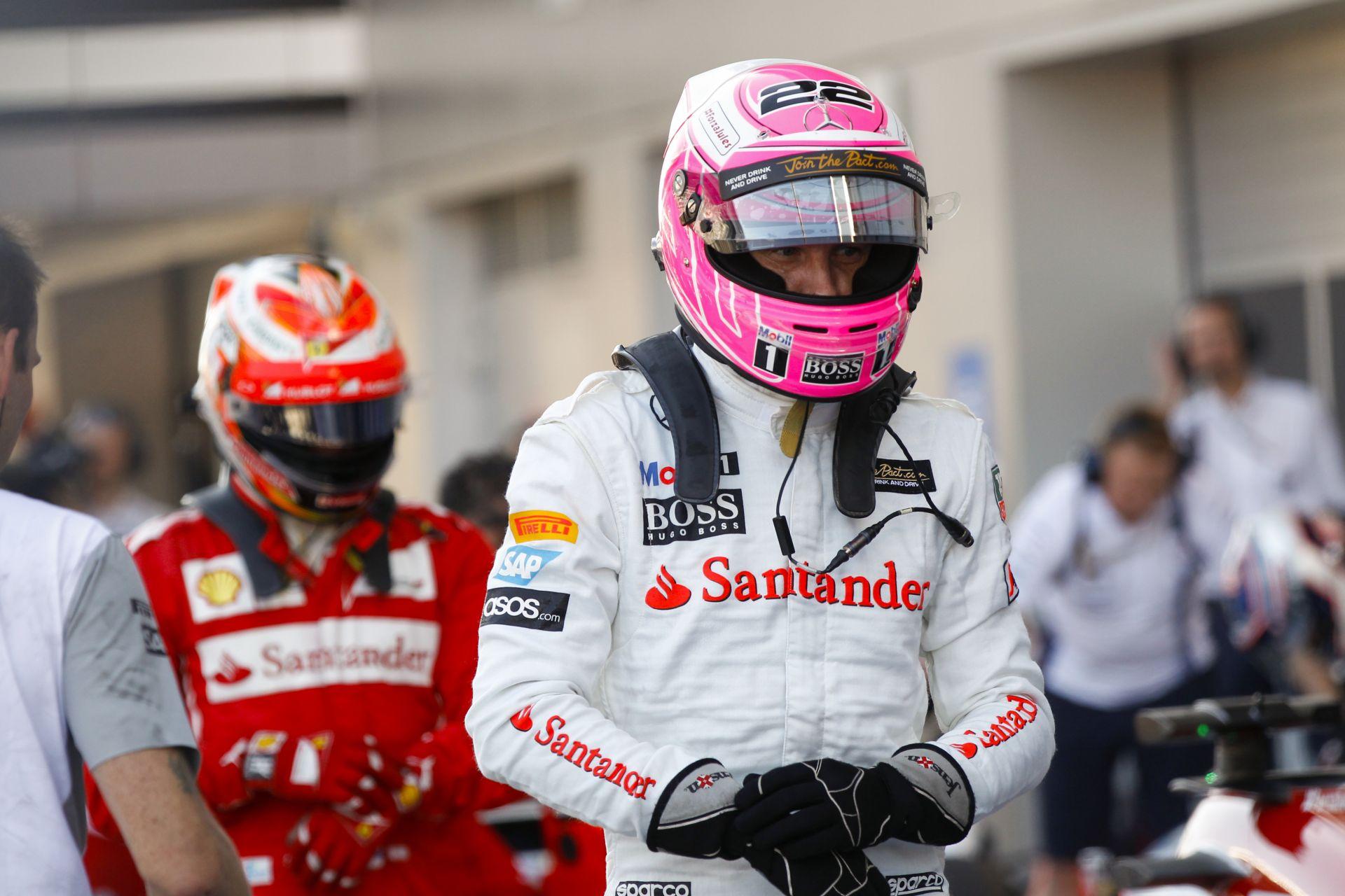McLaren: Button 4., Magnussen 5. lett Oroszországban! Nagyszerű eredmény!