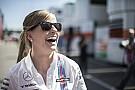 Ismét egy F1-es autó volánja mögé ült a női versenyző: Susie Wolff meghajtotta a Williams FW36-ot