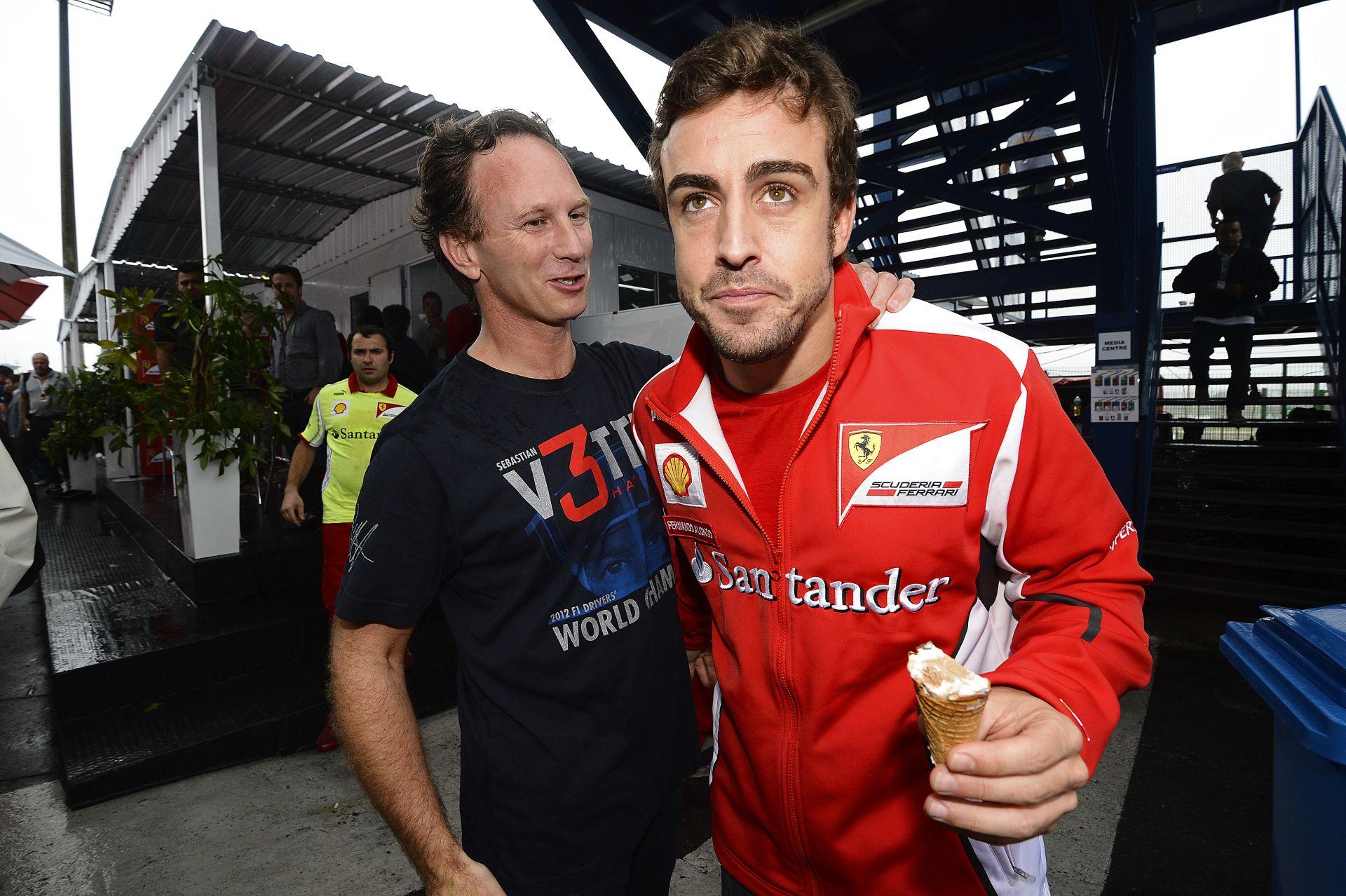 Red Bull: Két évvel ezelőtt összejöhetett volna az Alonso-Vettel csapat