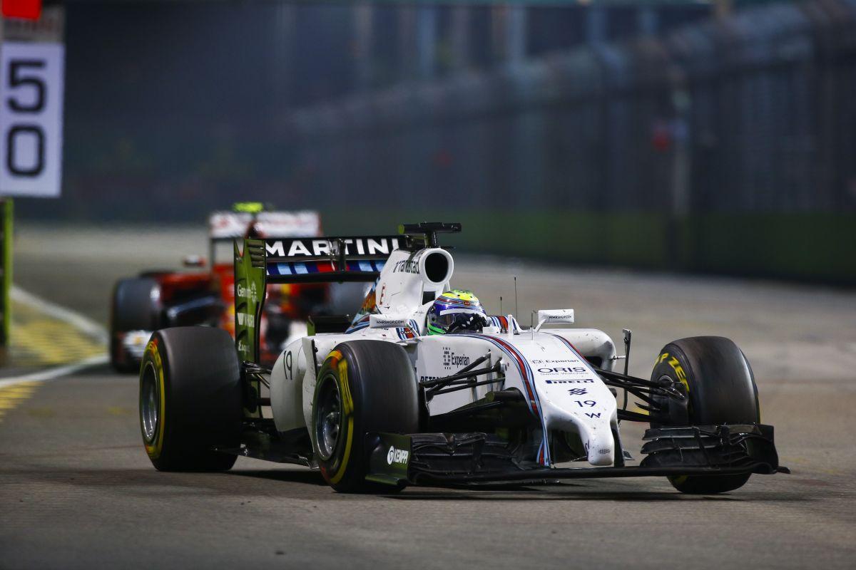 Massa: idén az a lényeg, hogy a Ferrari előtt végezzünk
