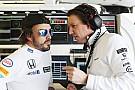 Alonso vasárnapi rádióüzenete tökéletesen jellemezte a Forma-1 helyzetét