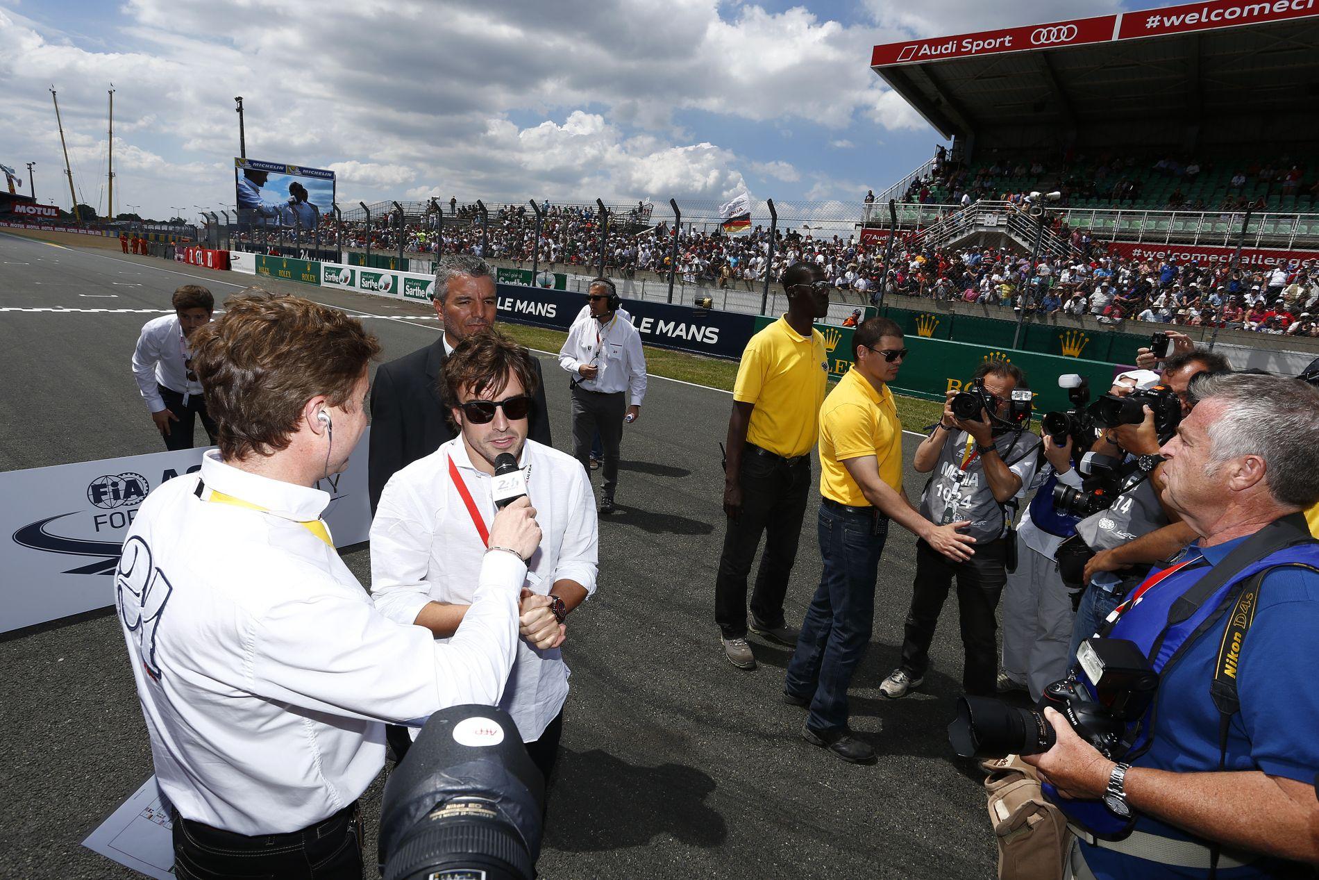 Alonso és Le Mans: erről álmodunk a Forma-1-ben