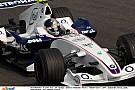 Vettel 2006-ban a BMW Sauber színeiben Monzában: Gyors és nagyon hangos volt