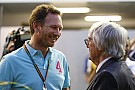 Christian Horner lenne Bernie Ecclestone tökéletes utódja?!