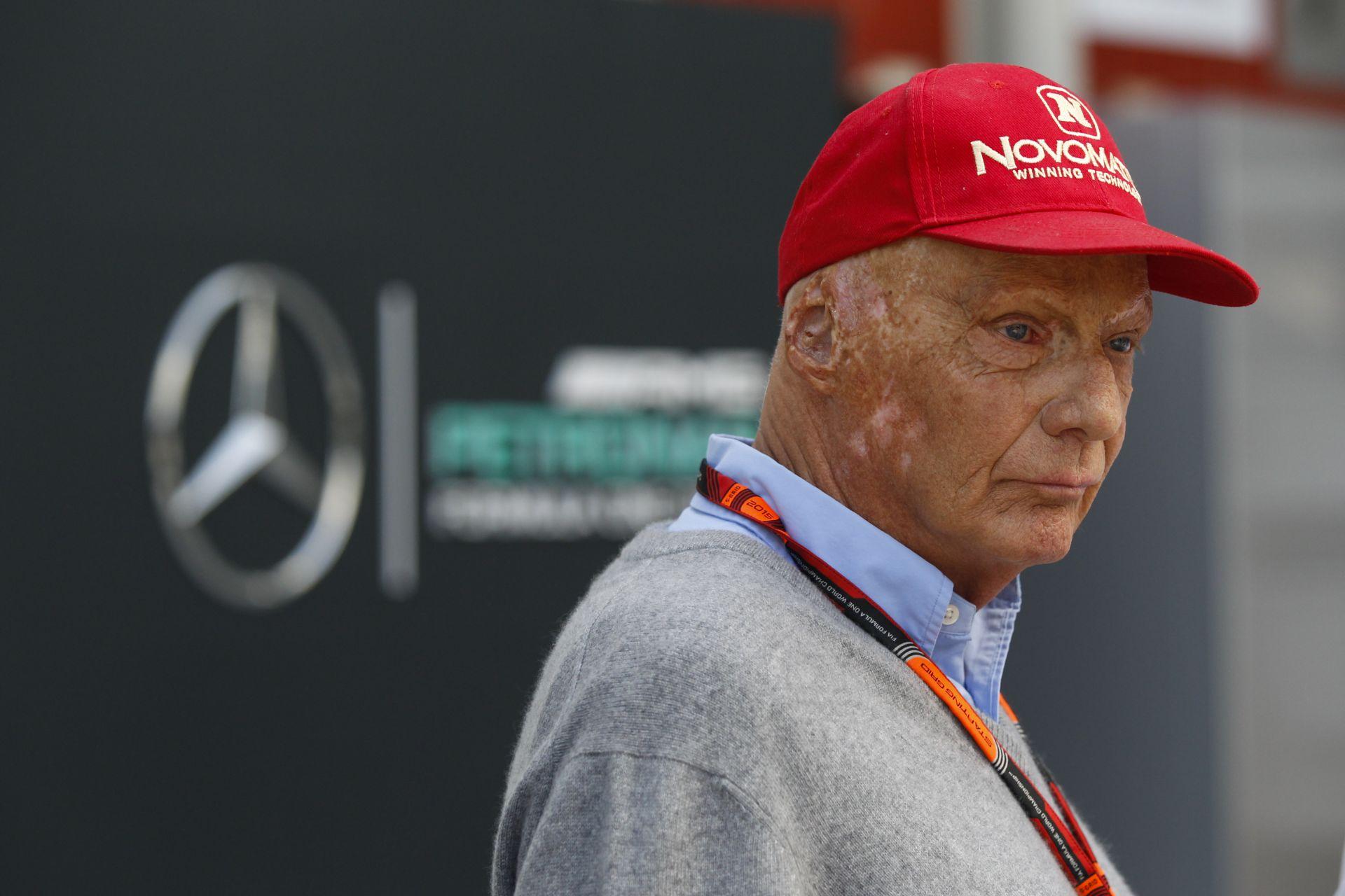 Lauda egyetért Raikkönennel: Veszélyesebb Forma-1-re van szükség