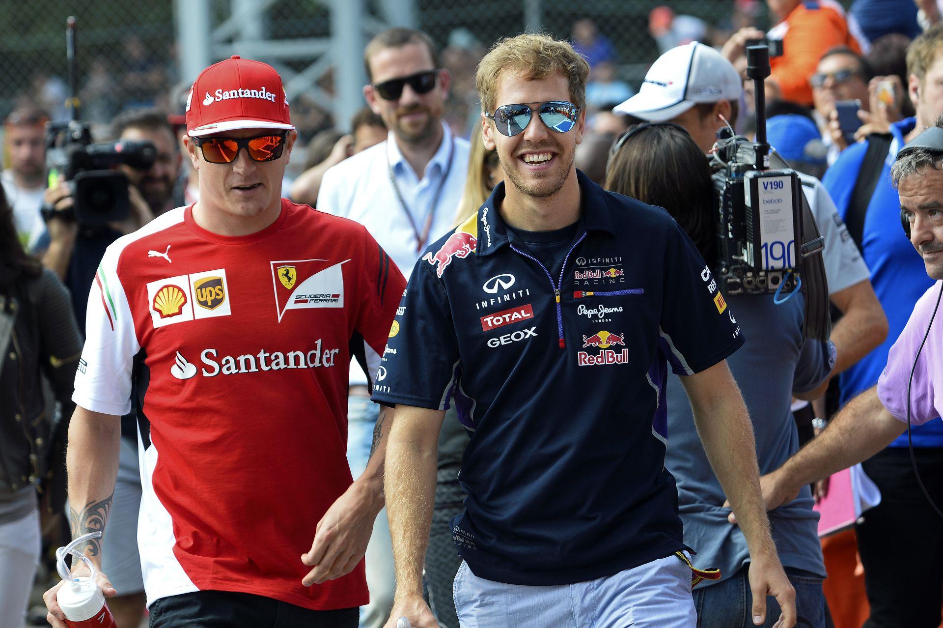 Vettel: Frusztráló ez az egész, mert azért vagyok itt, hogy nyerjek. és nem másért