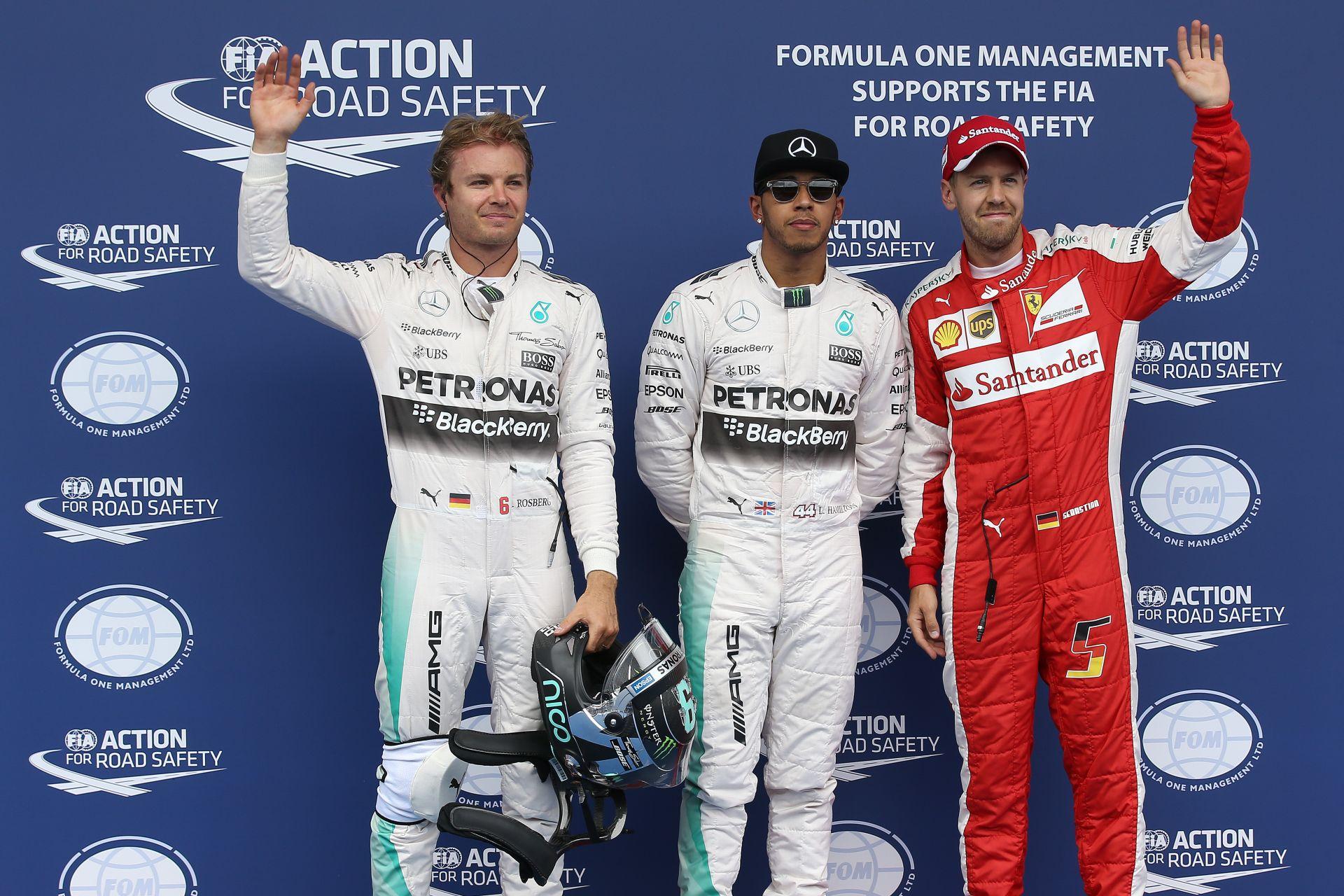 Teljes egészében az F1-es Osztrák Nagydíj időmérő edzése szombatról