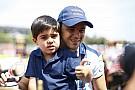 Egy cuki felvétel Massa fiáról a Red Bull Ringen: Szerinte az apukája nagyon jó F1-es pilóta
