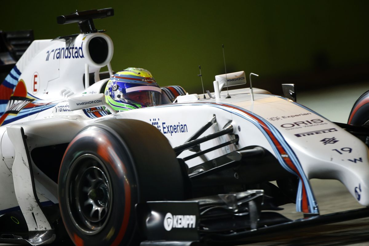 Massa: a Mercedes váratlanul sokat, mi szinte semennyit sem javultunk