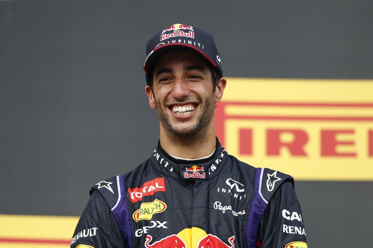30 lóerő mínusz Ricciardónak a Magyar GP-n: bárkit előz meg, az is bírja az ausztrált