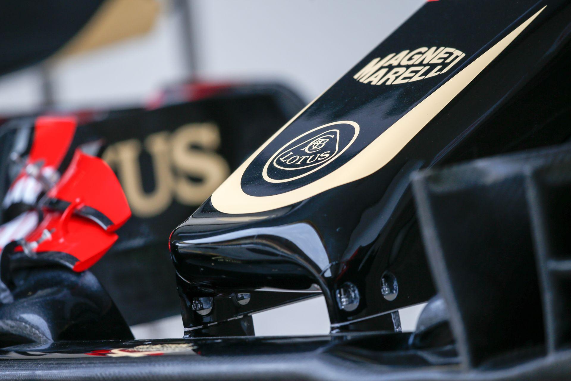 A Lotus új orra nem ment át a törésteszten, miközben a csapat egy mechanikus trükkön dolgozik