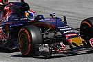 A Toro Rosso a Spanyol Nagydíjon ott van a topcsapatok sarkában - újra jó formában a