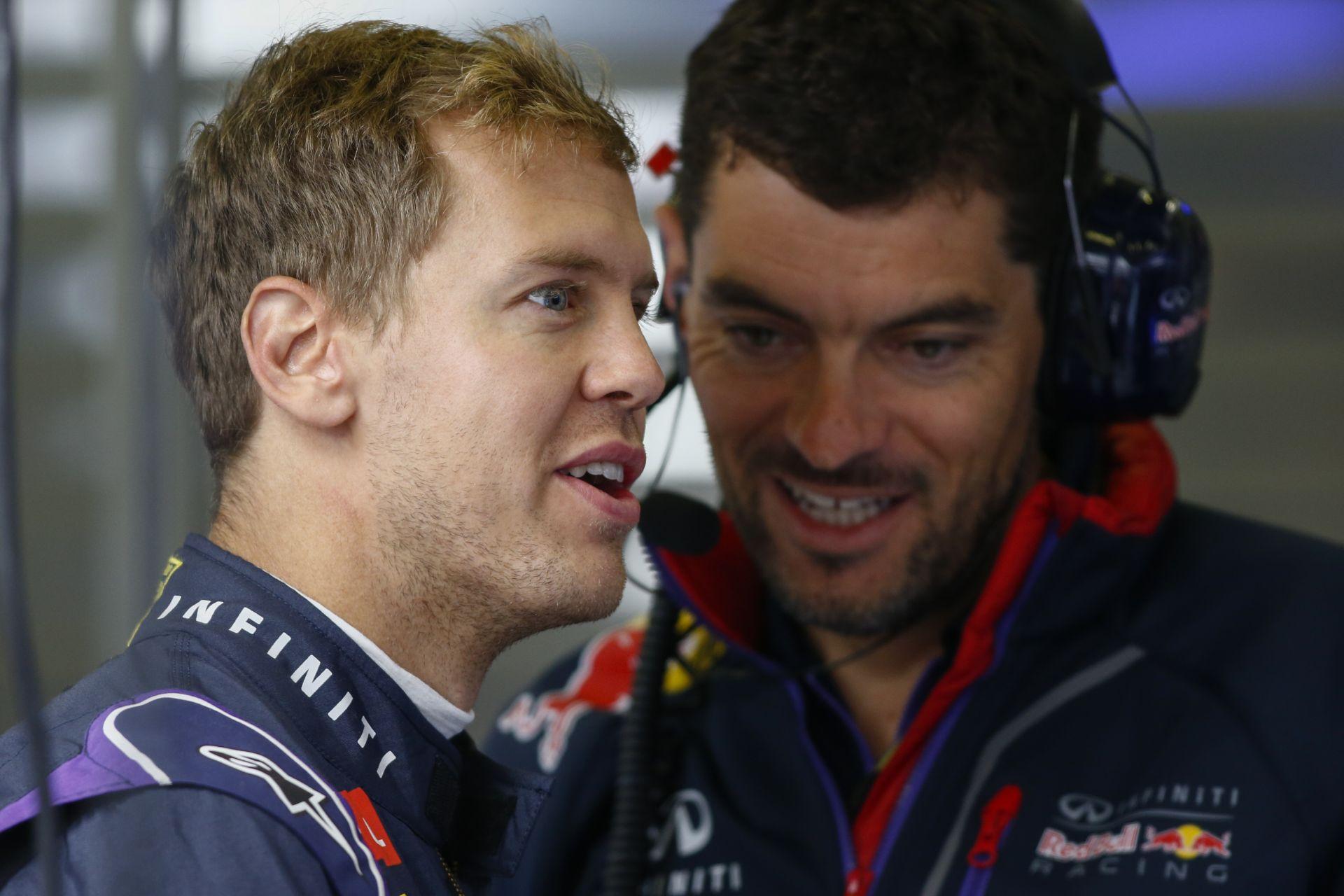 Röviden: Új versenymérnököt kap Vettel a Red Bull-nál!