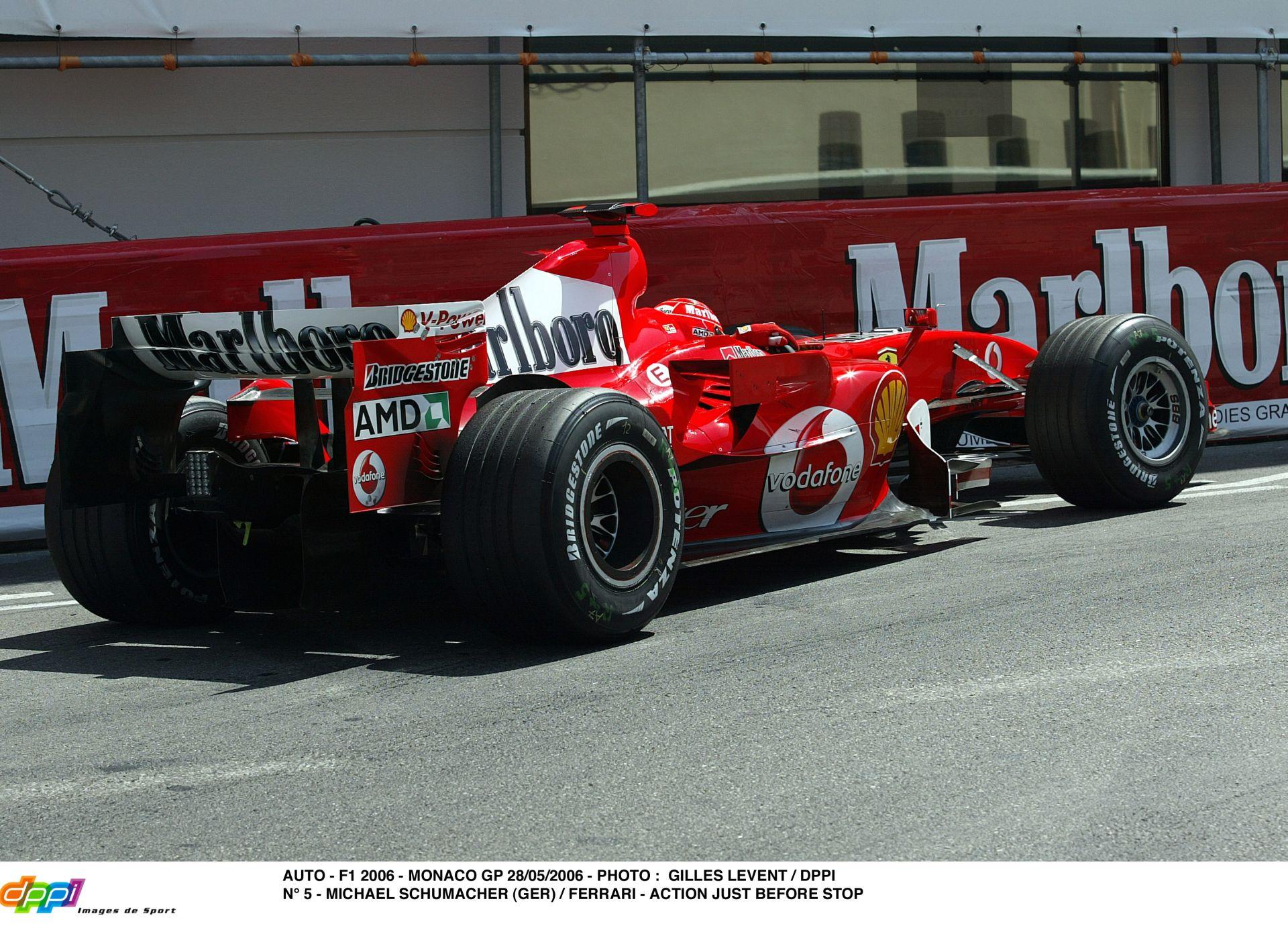 """Schumacher és egy """"piszkos"""" trükk Monacóban? - 2006"""