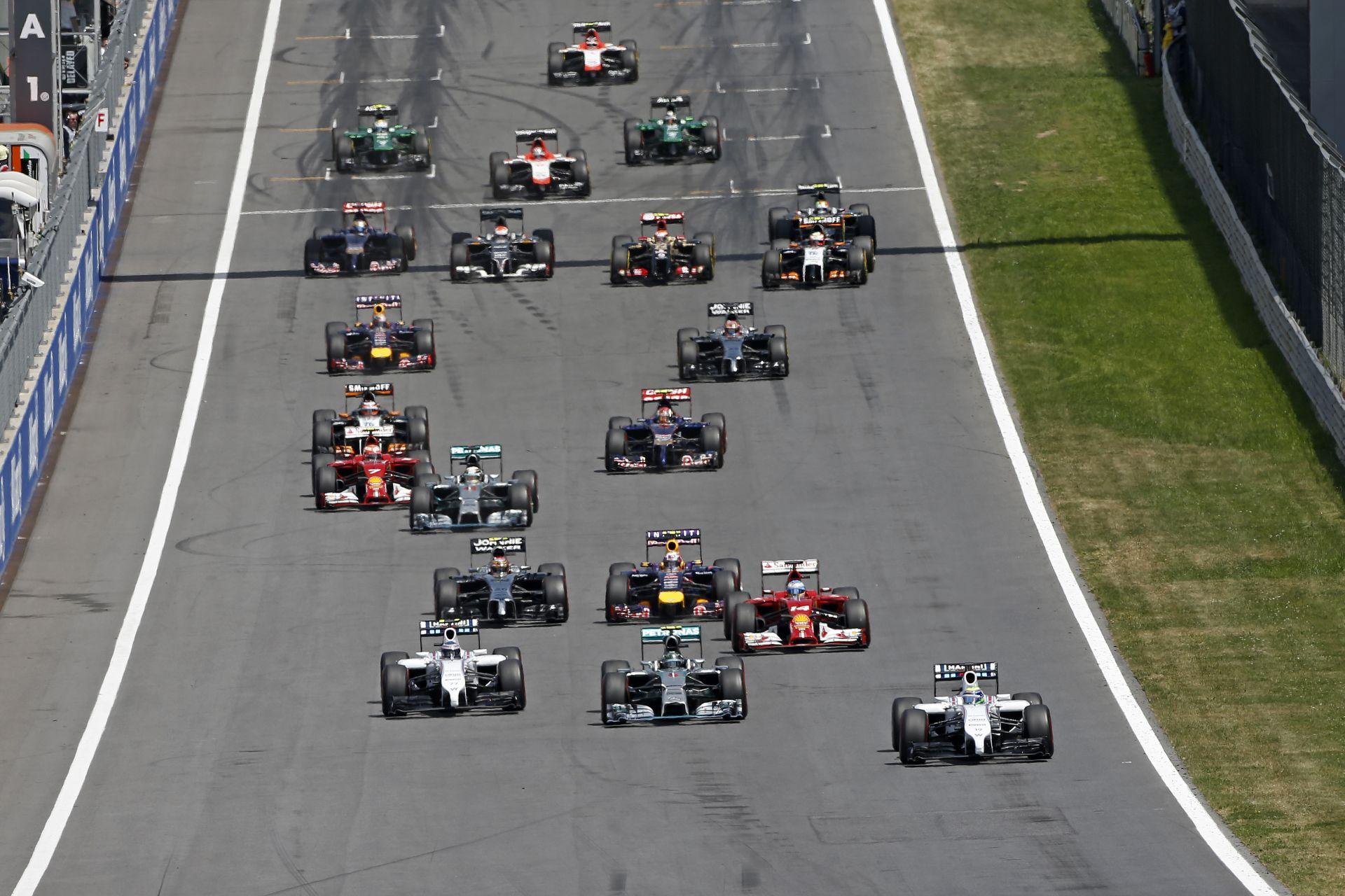 A legtöbb F1-es versenyző ellene van az új biztonsági autós fázisnak: Hülyeség az egész?