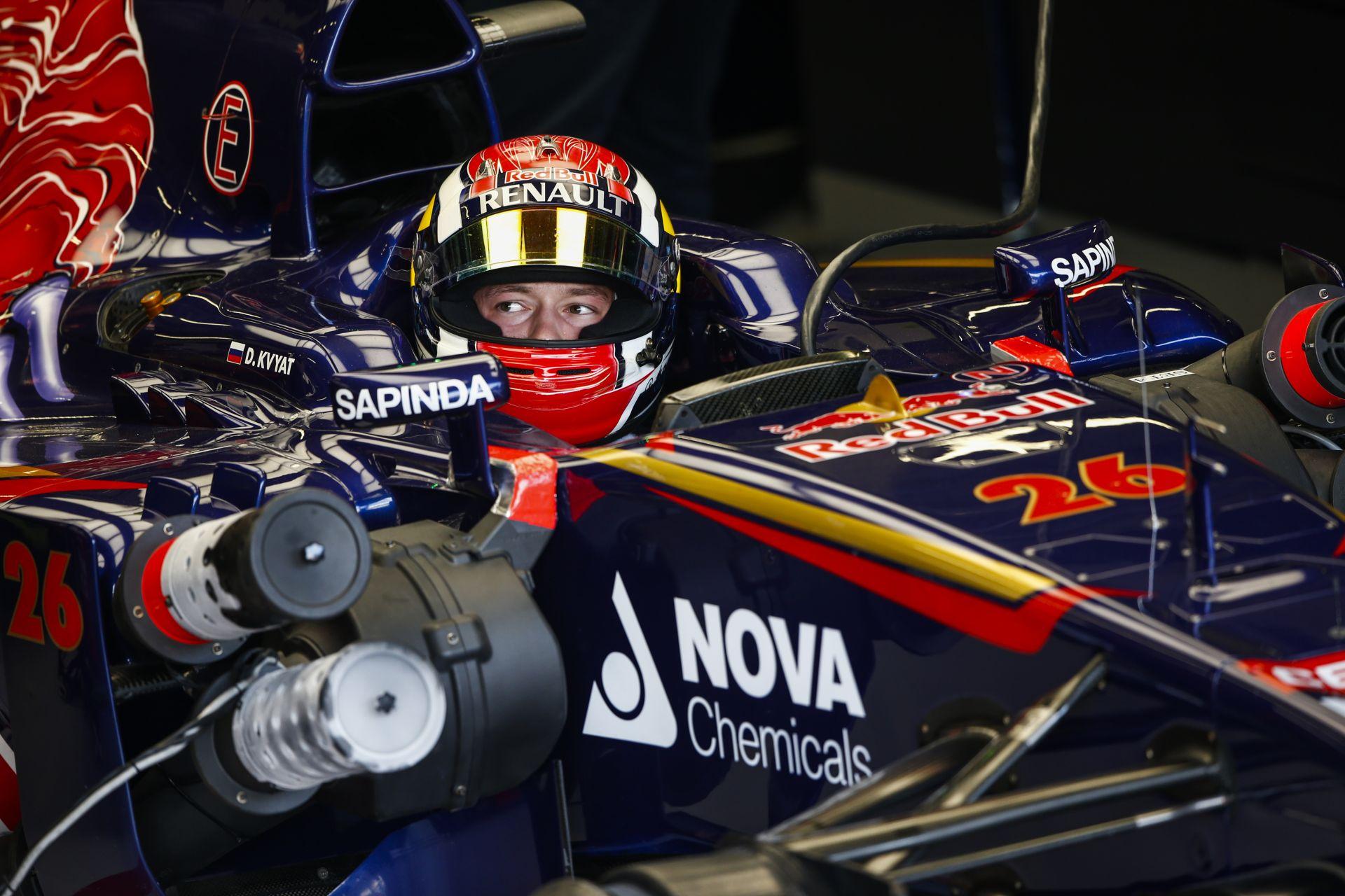 Toro Rosso: dupla pontszerzés Angliában, egyre stabilabb teljesítményt nyújt a csapat