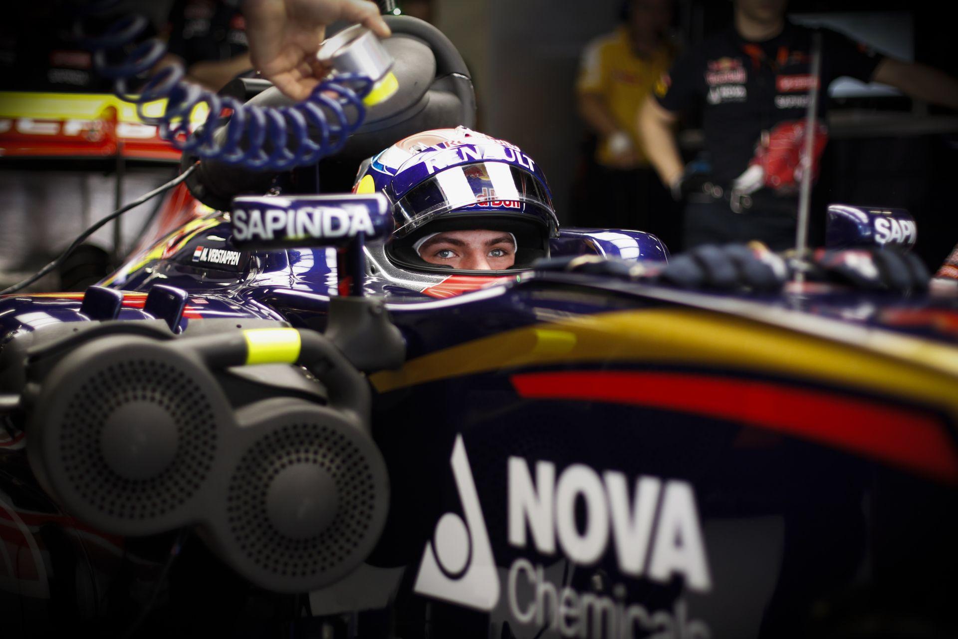 A pimaszság ott van Max Verstappenben – talán Ő a következő Lewis Hamilton?