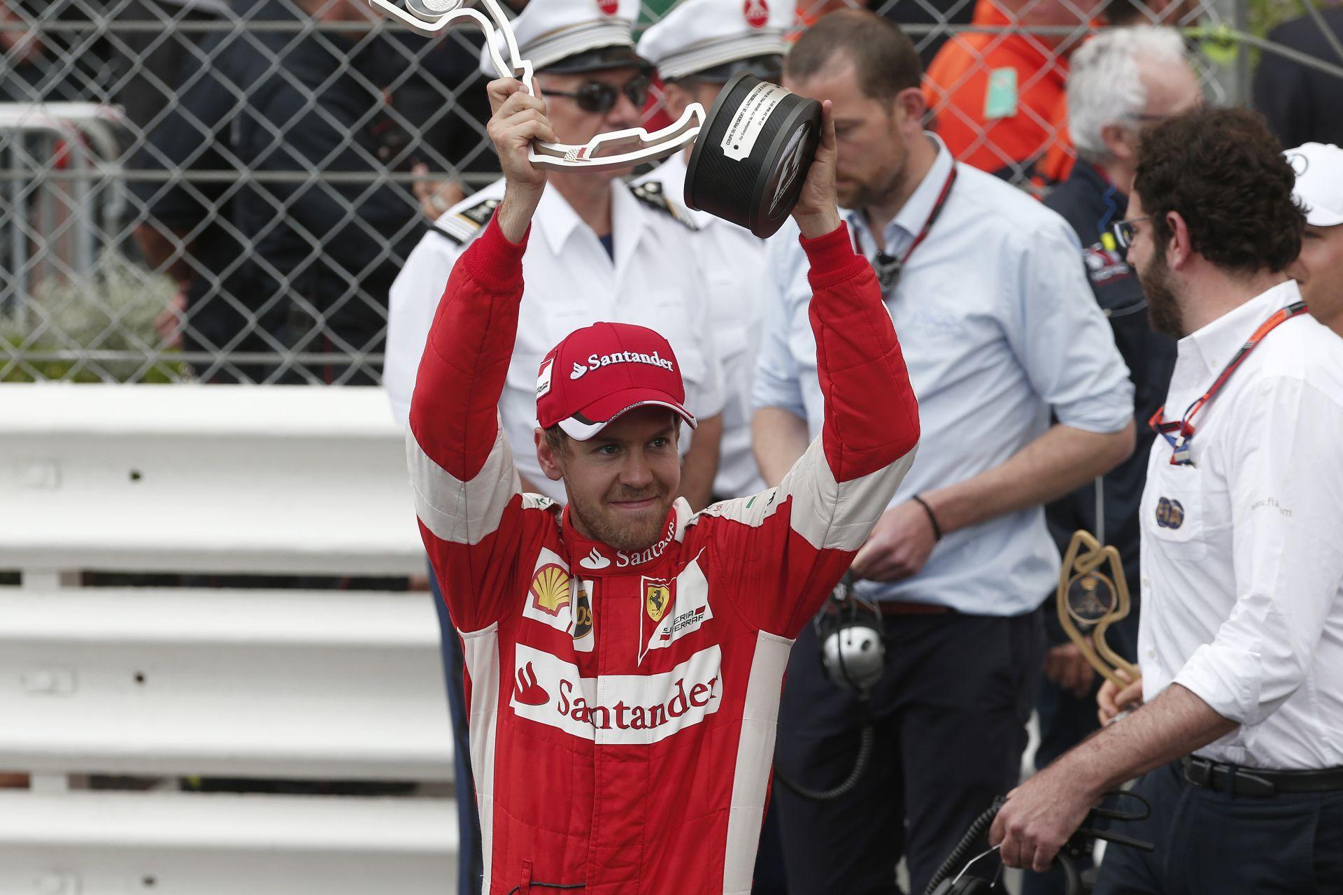 A Ferrarinak igazi rémálom volt Vettel ellen versenyezni... sebaj, most már a többiek feje fájhat!