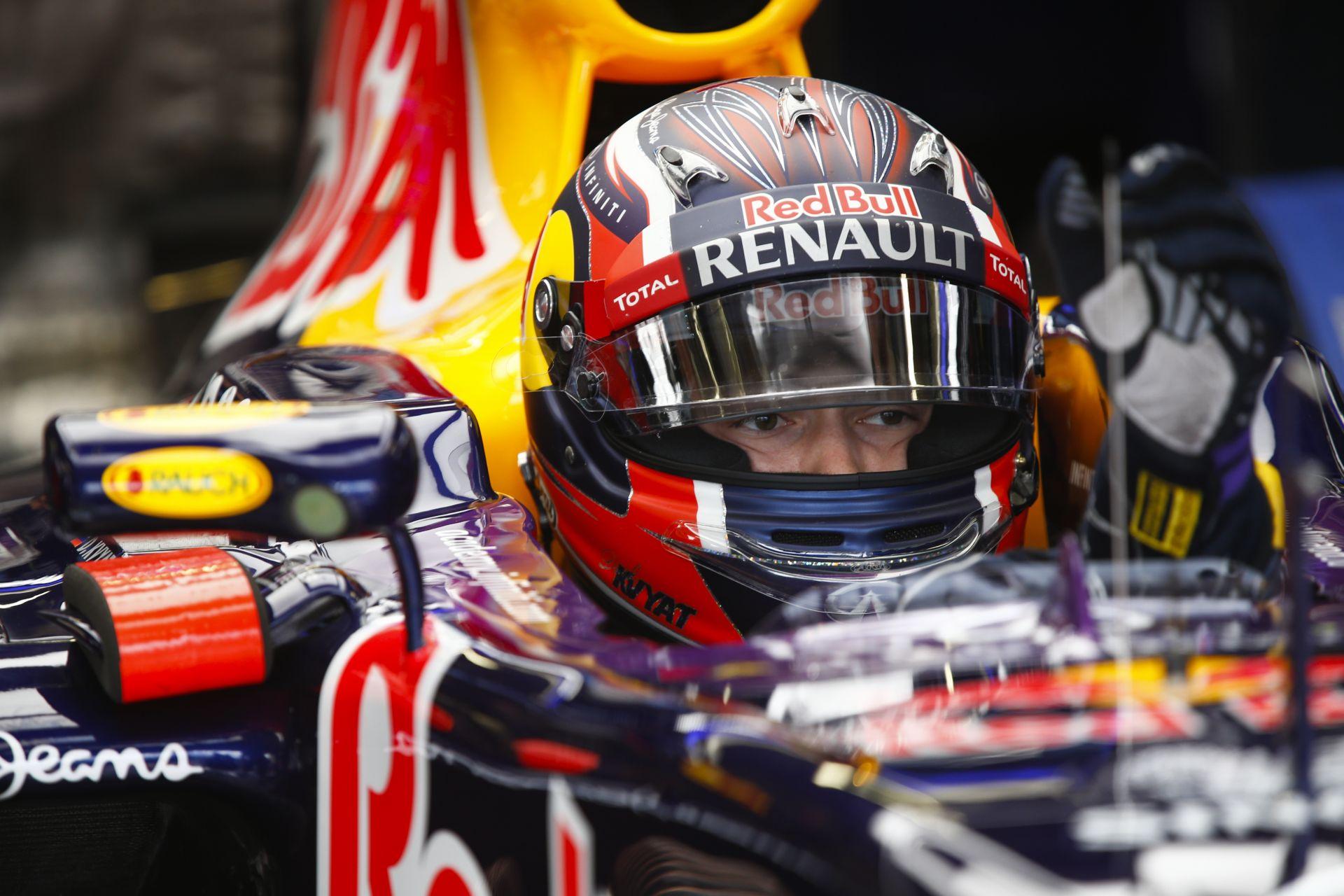 Kvyatnak nem szabadott volna a Red Bullhoz szerződnie?!