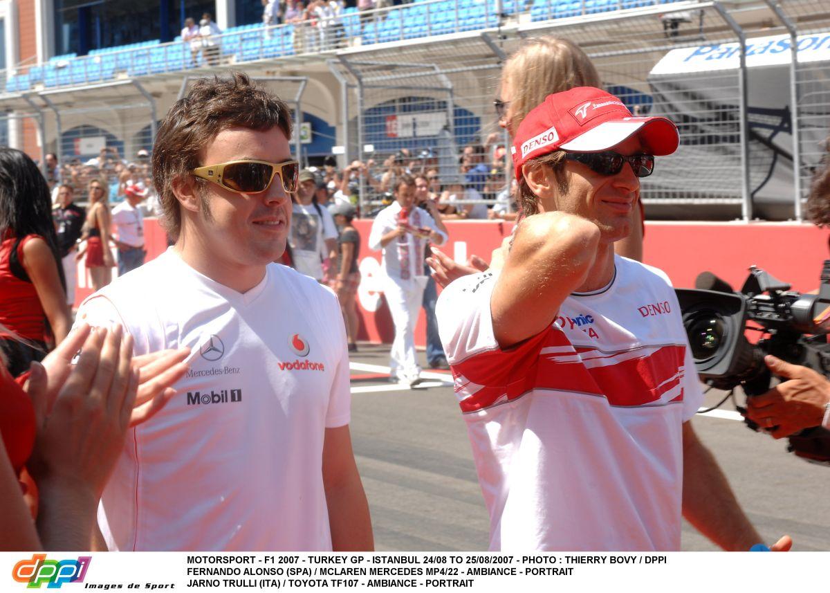 Alonso esete jól mutatja, mennyivel fontosabb az autó, mint a versenyző