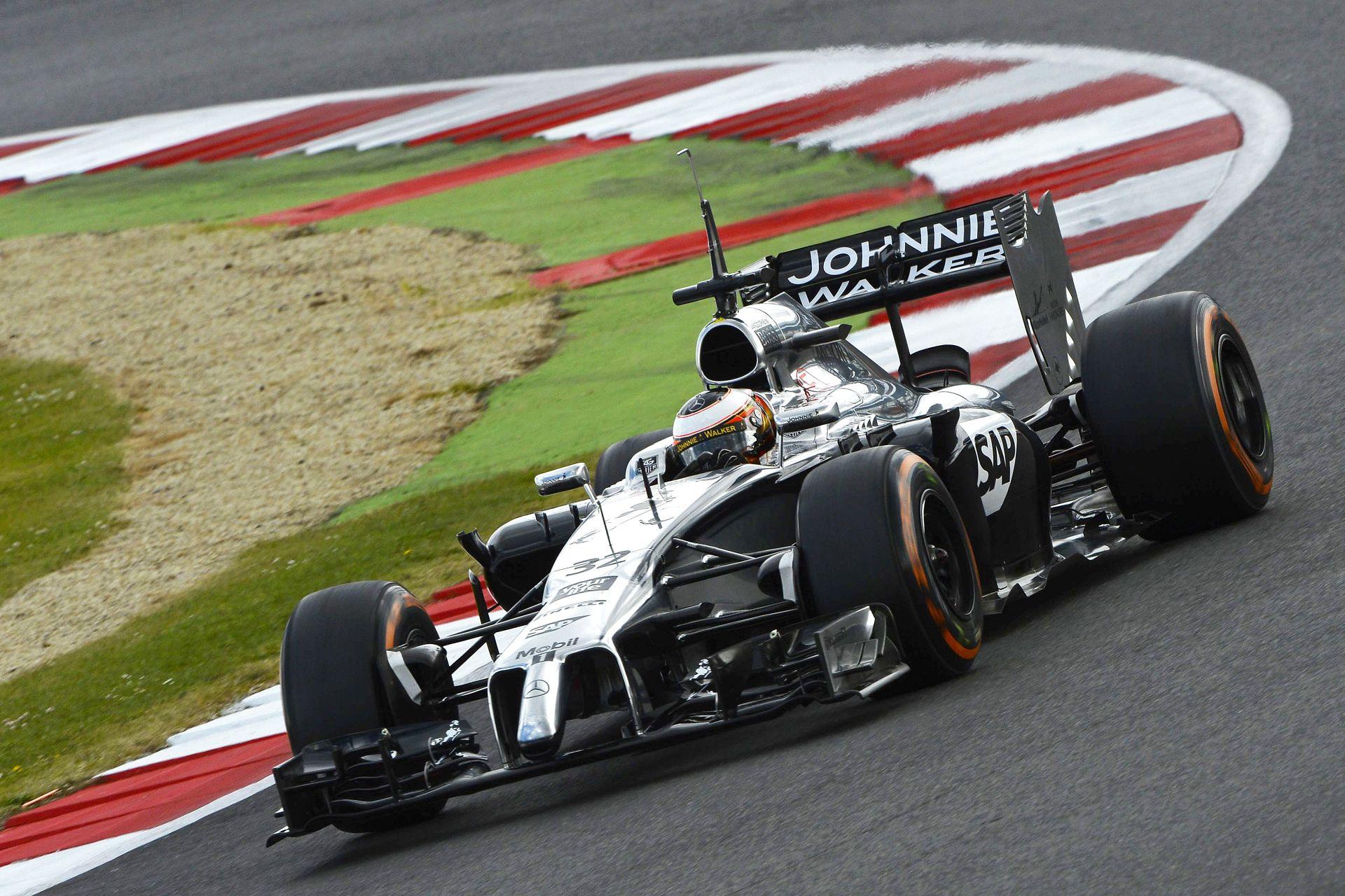 Kezdődik: A McLaren nemet mondott a FRIC rendszerre a Német Nagydíjon