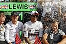 Hamilton és Rosberg is jól van: mindketten a csúcsra törekednek Németországban