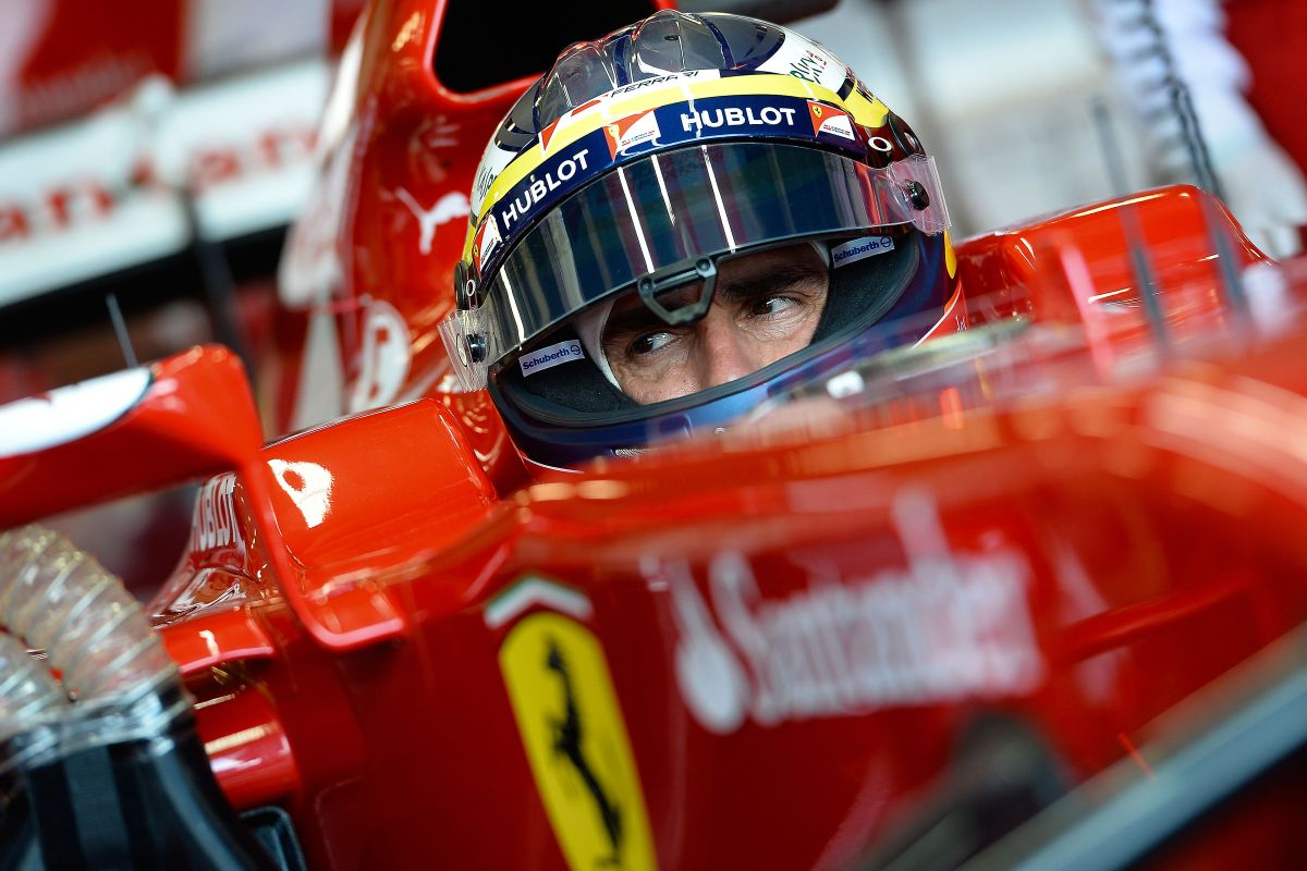 De la Rosa: a Ferrari nem adja fel, de közben már 2015-re is gondolunk