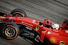 Vettel ki tudja játszani a kis trükkjeit a Ferrarival