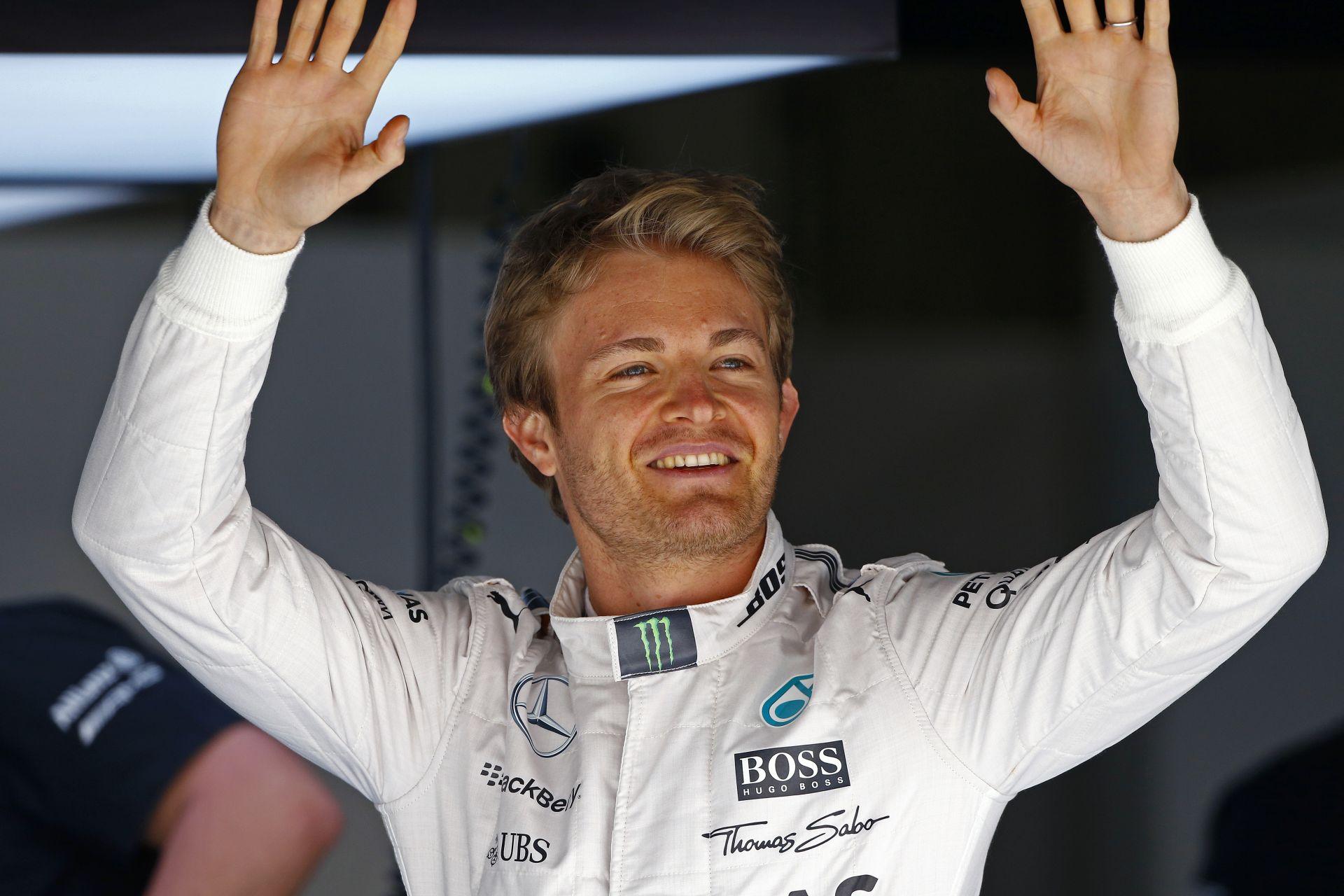 Nico Rosberg elutasítja, hogy a második számú pilóta szerepébe bújna idén