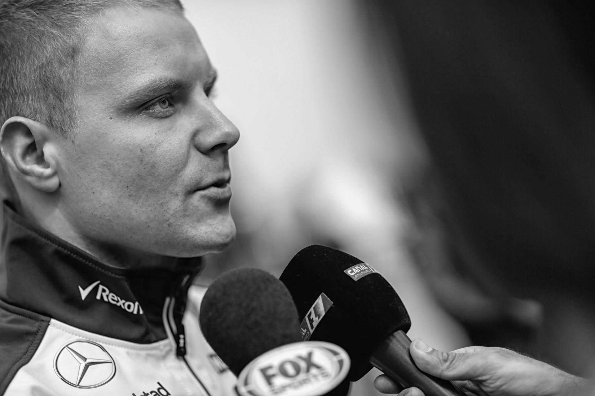 Bottas: A Mercedes elérhetetlennek tűnik, de a Ferrarit megfoghatjuk