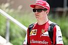 Raikkönen már nem akar csapatot váltani, jó neki a Ferrari a végére