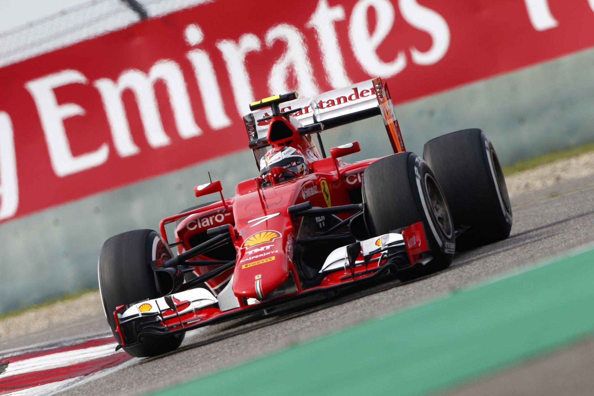 Ferrari-dupla Bahreinben: Raikkönen nyerte az első szabadedzést Vettel előtt! Alonso a TOP-10-ben, Button elszállt