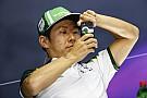 Kobayashi: Benne van, hogy a szezon közben távozom a Forma-1-ből