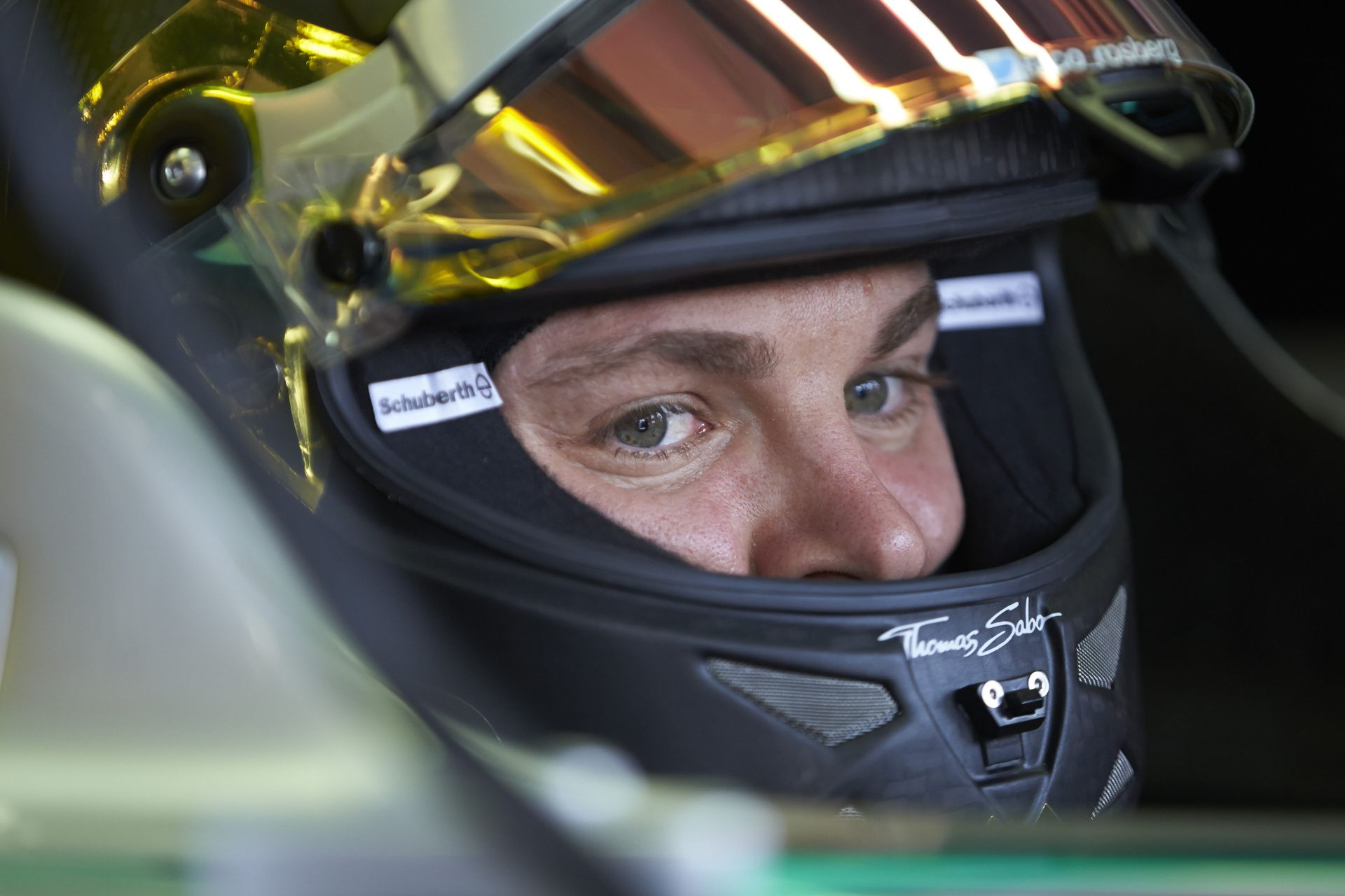 Rosberg: Nem vagyok boldog és nem én kértem, hogy engedjen el Hamilton