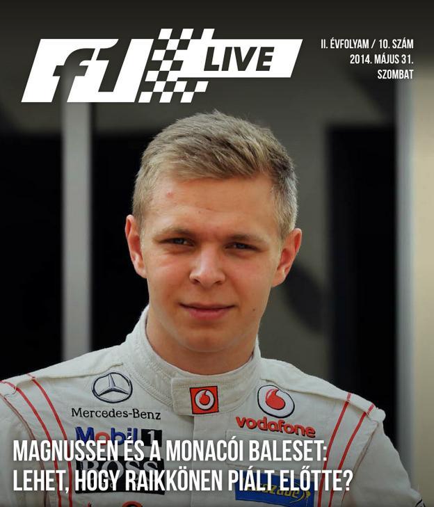 Táblamagazin: Magnussen beoltja Kimit, a Mercedes még mindig aláz, vergődik a Ferrari