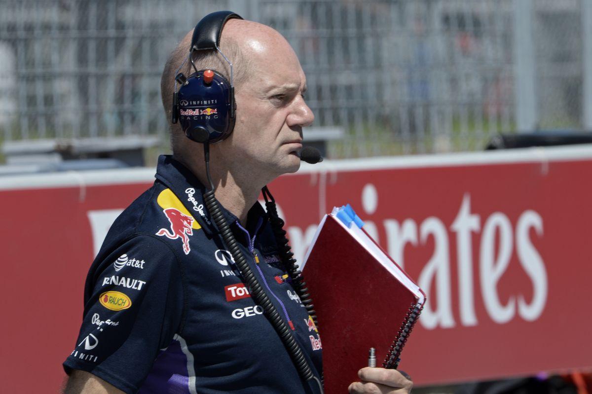 Newey az év végén távozik az F1-ből, de marad a Red Bullnál?!