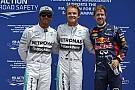 Kanadai Nagydíj 2014: Rosberg Vs. Hamilton! Ennyire vezetnek másként a Mercedes versenyzői