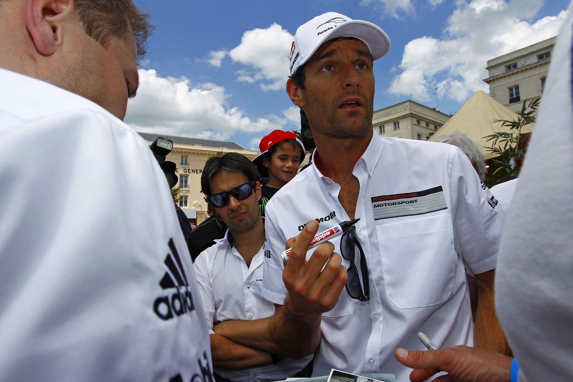 Webber: Ricciardo eddig mindent megoldott, és a győzelem után csak erősödni fog